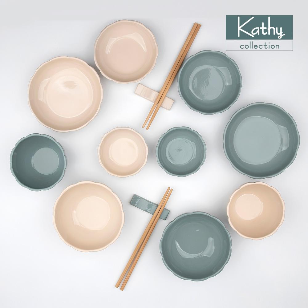 KATHY 캣티 컬렉션 유니크 도자기 14P홈세트